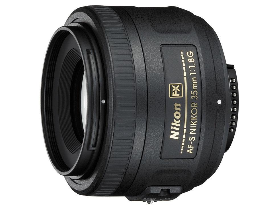 Nya objektiv från Nikon på CES-mässan?