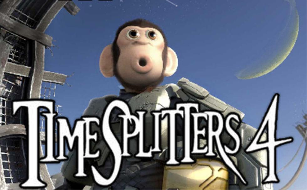 Time Splitters 4 nu officiellt officiellt