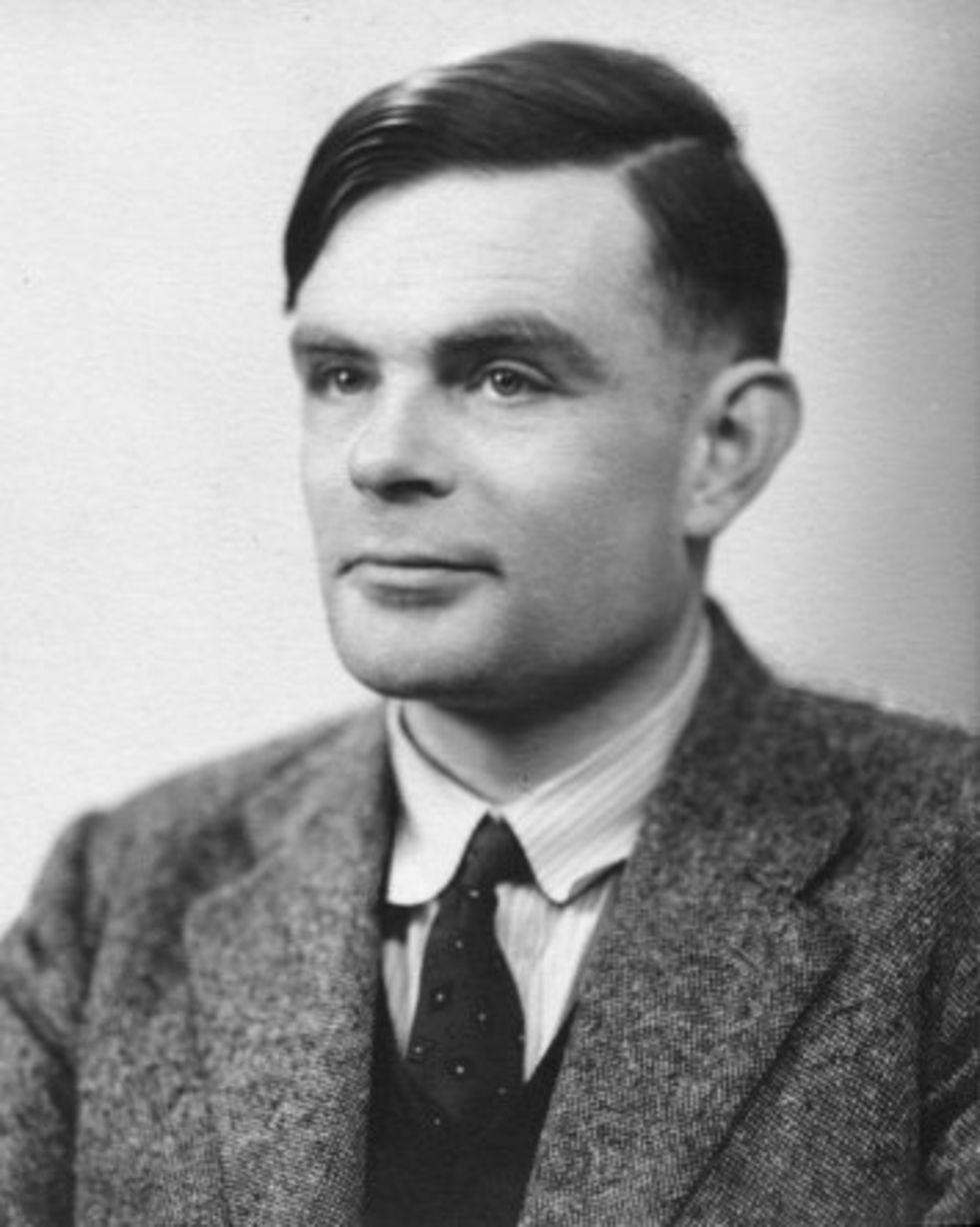 Alan Turing benådad