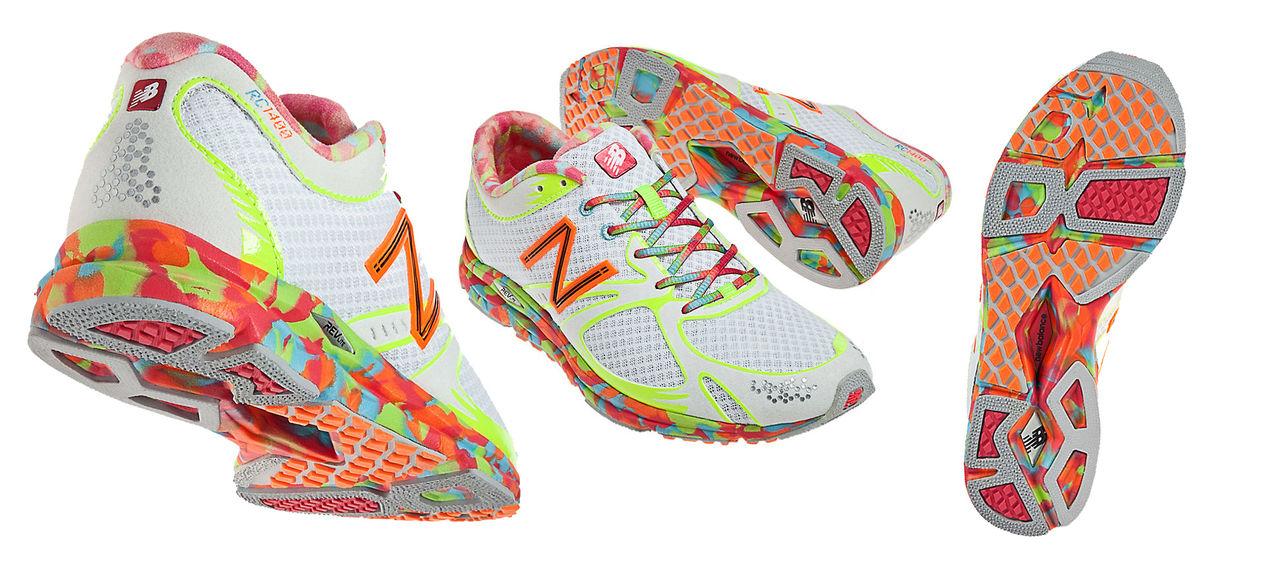 Psykadeliska löparskor från New Balance