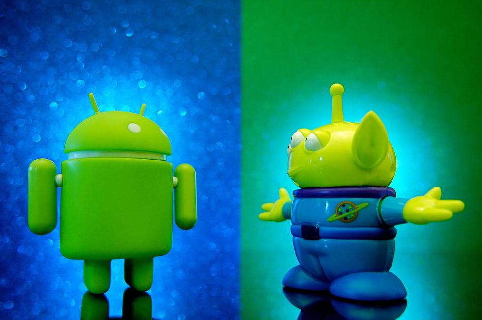Android når en miljard aktiva användare i år