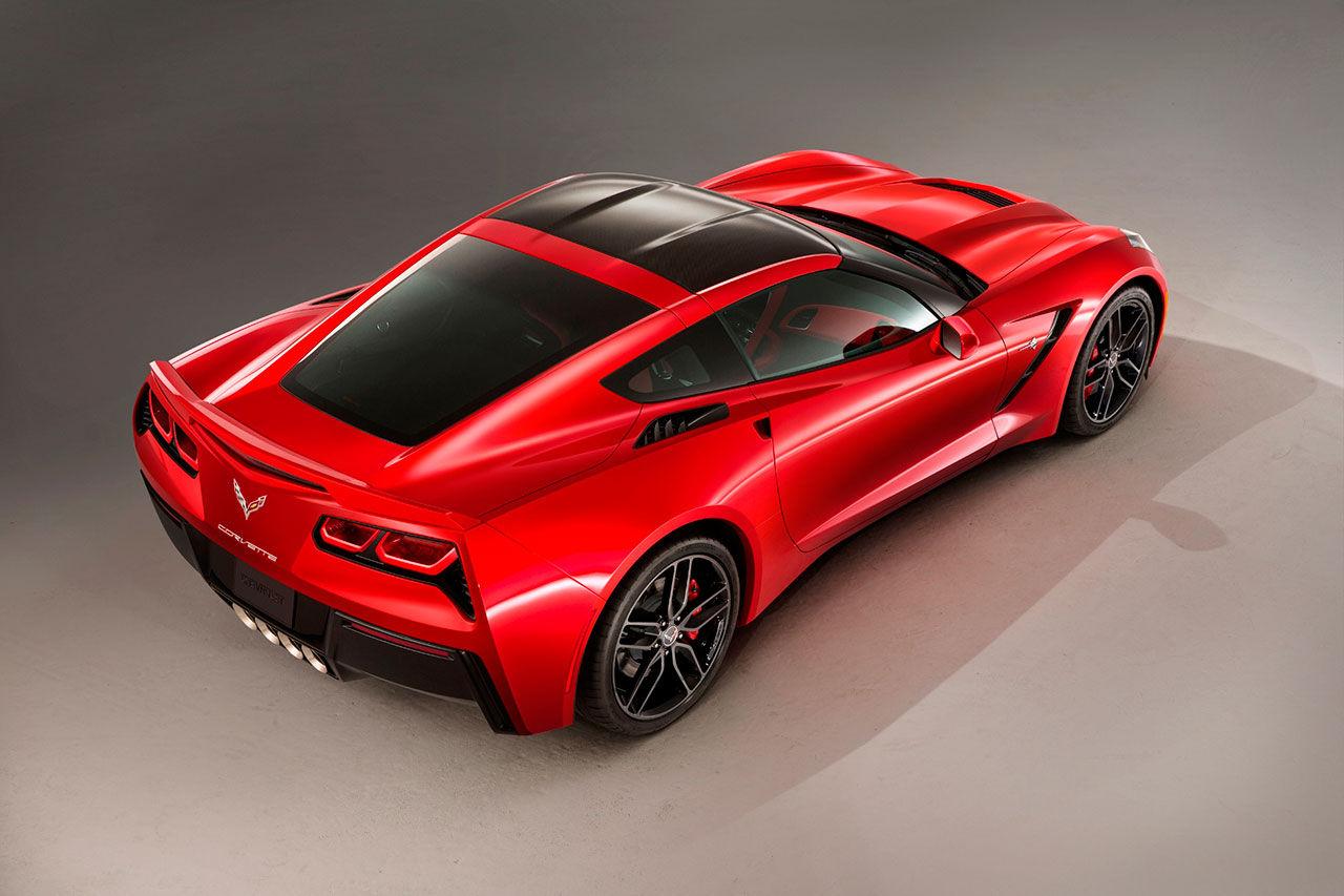 Nya Corvette Z06 får 620 hästar