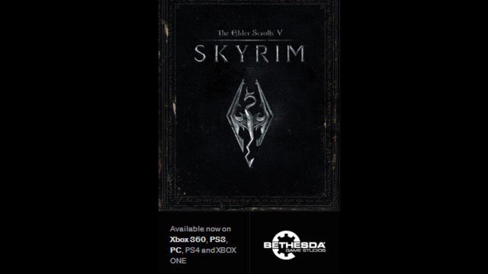 Skyrim till PlayStation 4 och Xbox One