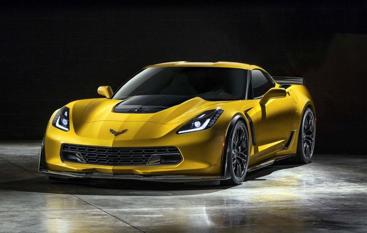 Det här är nya Corvette Z06