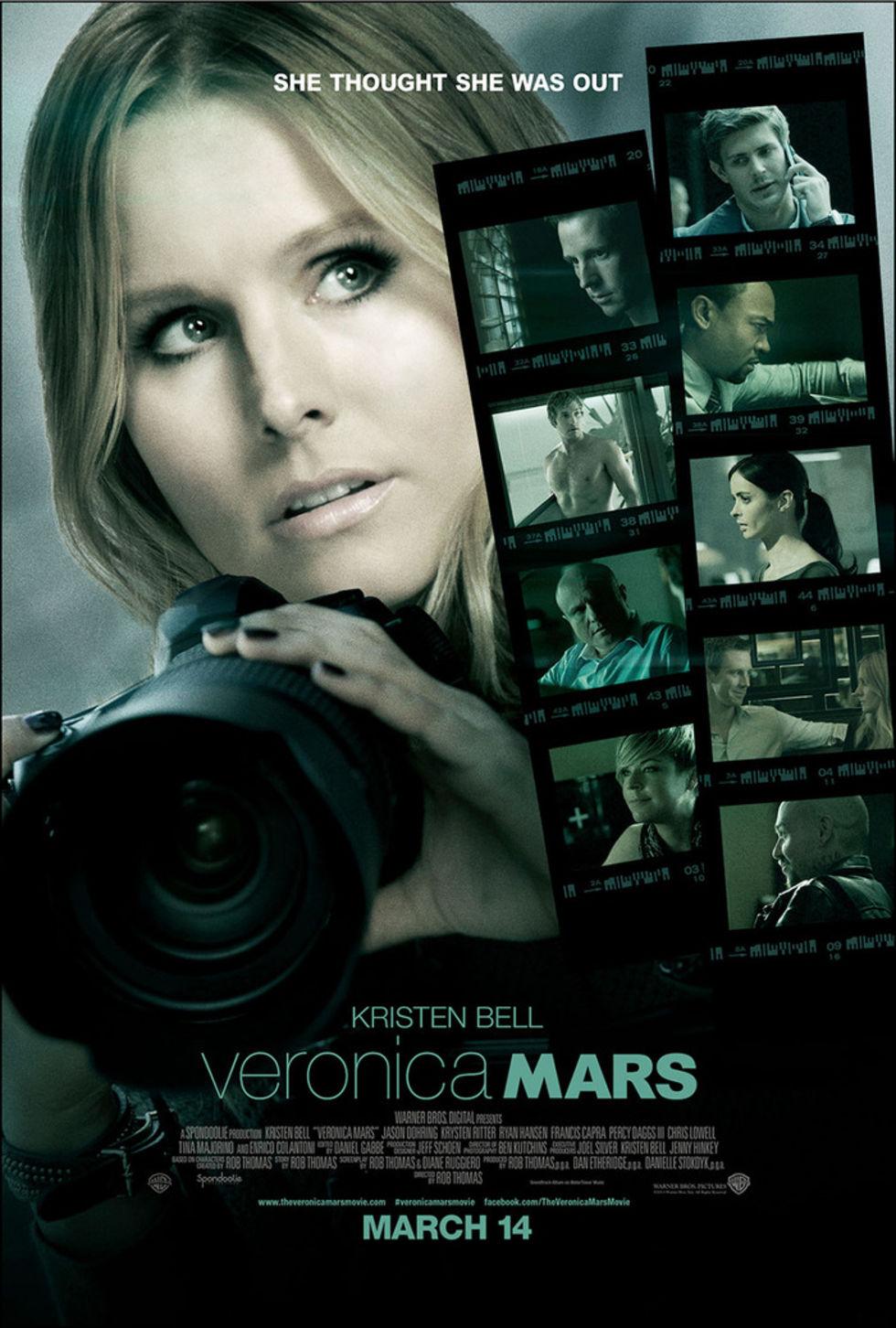 Poster för Veronica Mars-filmen