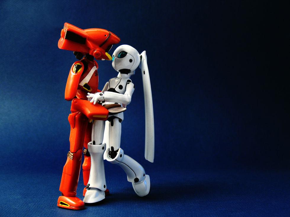 Robotar kan ta en tredjedel av framtidens jobb