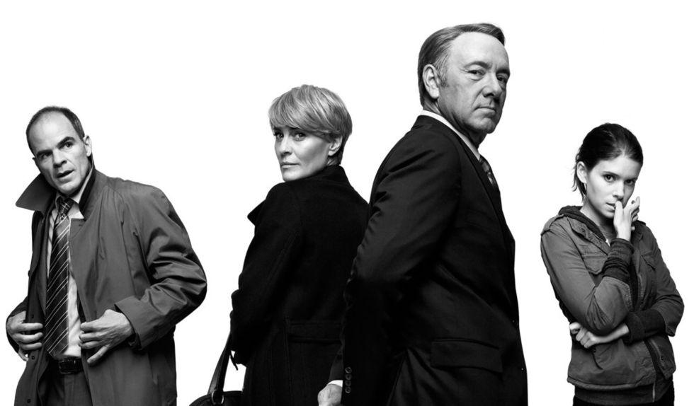 Netflix vinner sin första Golden Globe