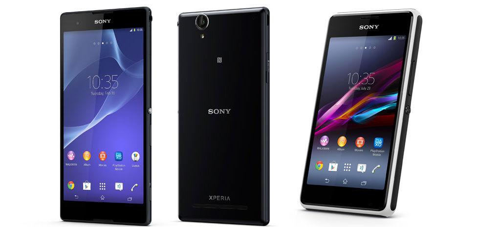Två nya lurar från Sony