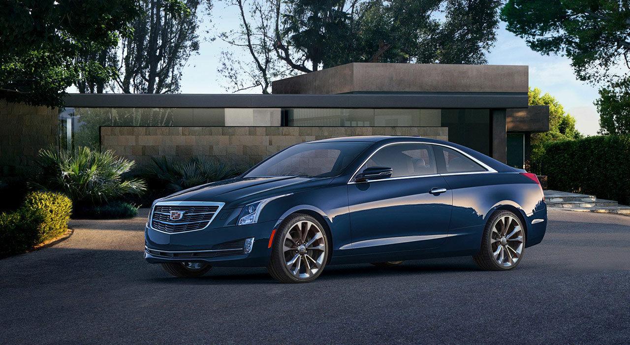 Cadillac visar upp coupé-version av ATS