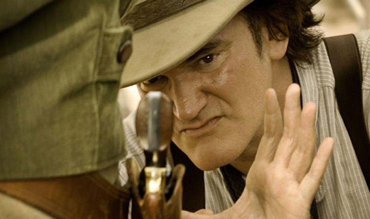 Namnet på Tarantinos nya western