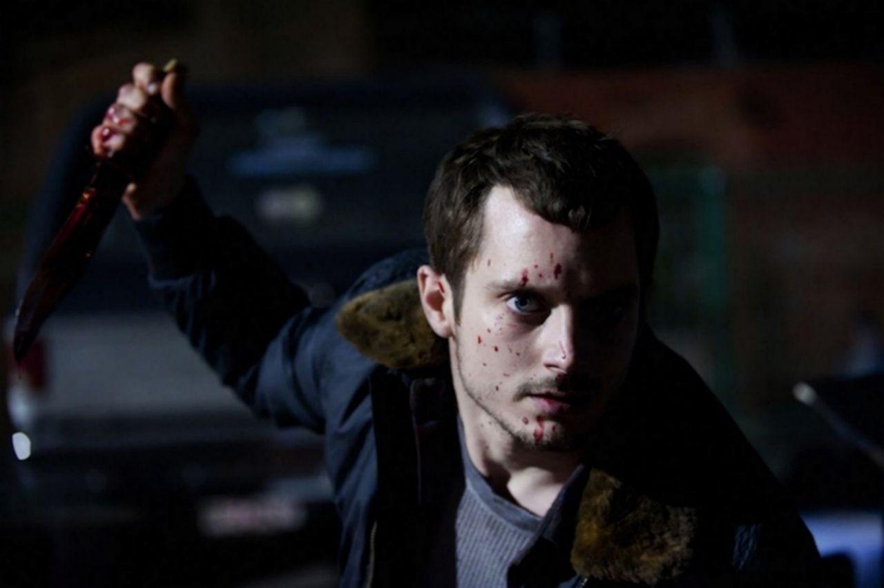 Elijah Wood producerar seriemördartrilogi