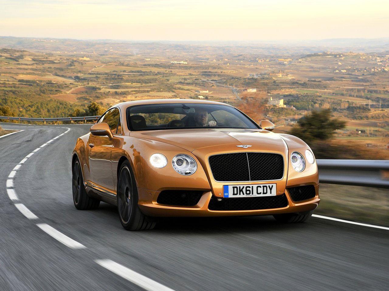 Rekordår för Bentley