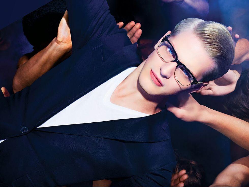 Glasögon med stil
