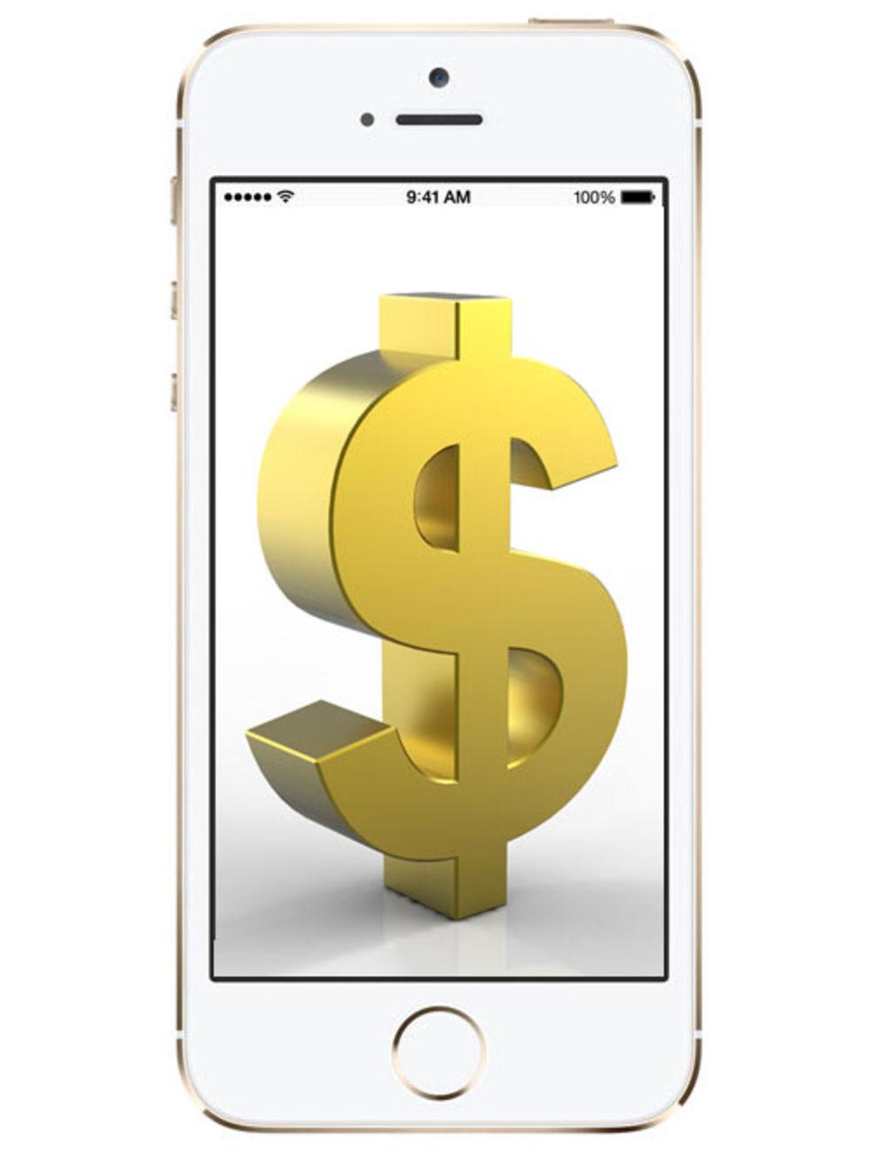 Mobil betallösning från Apple?