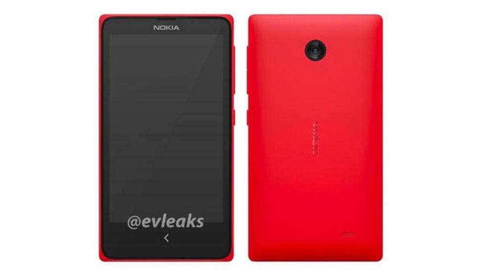 Läckta specifikationer för Nokias Android-lur