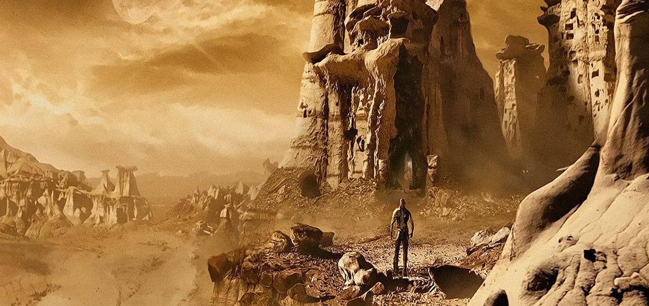 Vin Diesel bekräftar ny Riddick-film