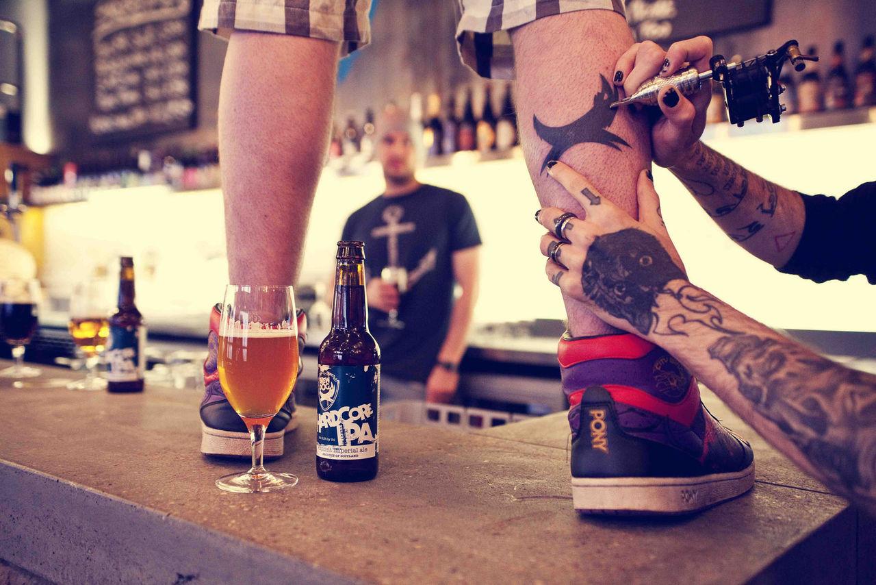 Brewdog Bar öppnar i Göteborg