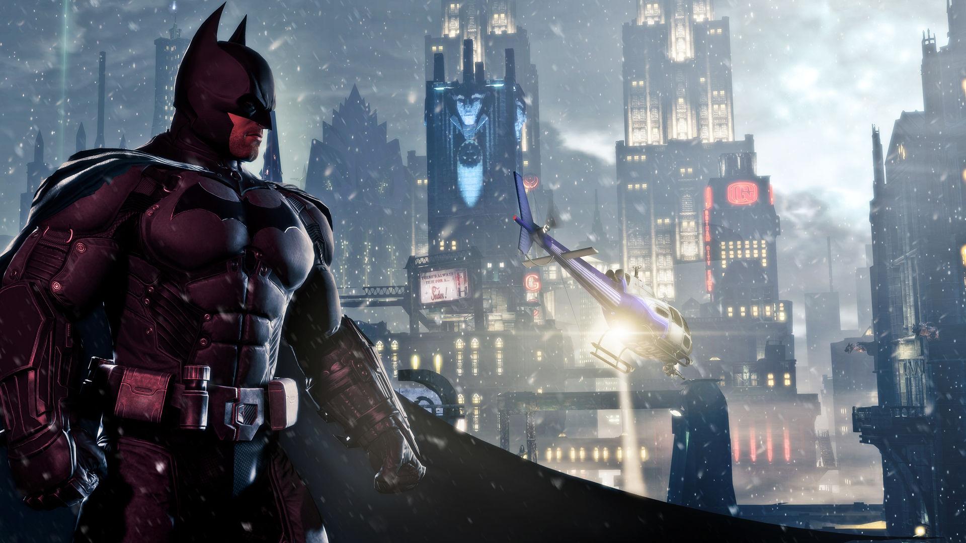 Inställt DLC till Wii U-versionen av Batman: Arkham Origins