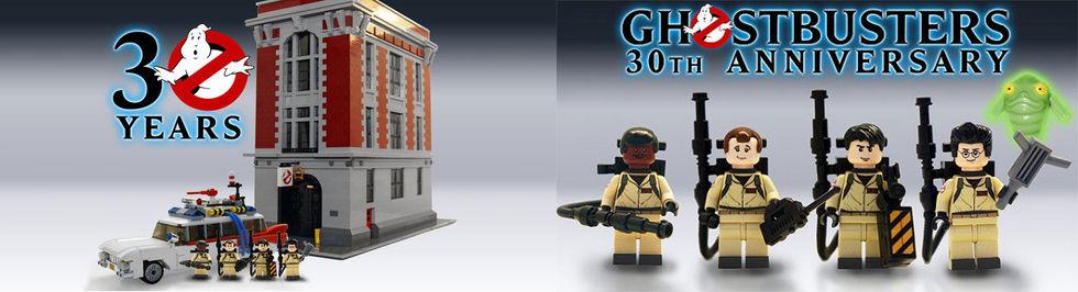 Lego Cuusoos nästa projekt: Ghostbusters Ecto-1