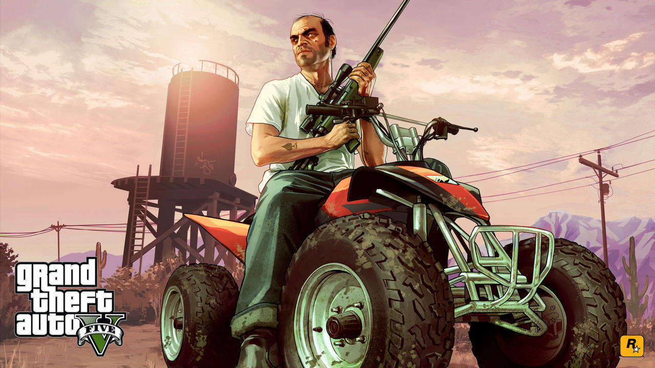32,5 miljoner Grand Theft Auto 5