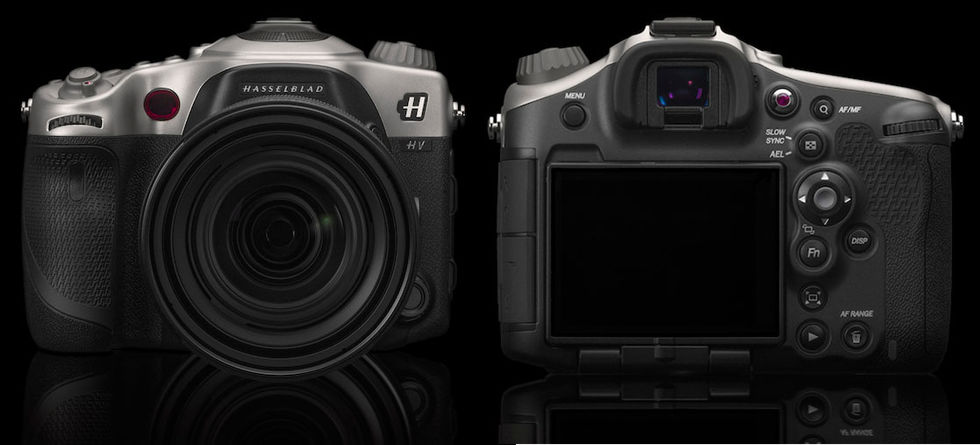 Hasselblad lanserar fullformatskamera