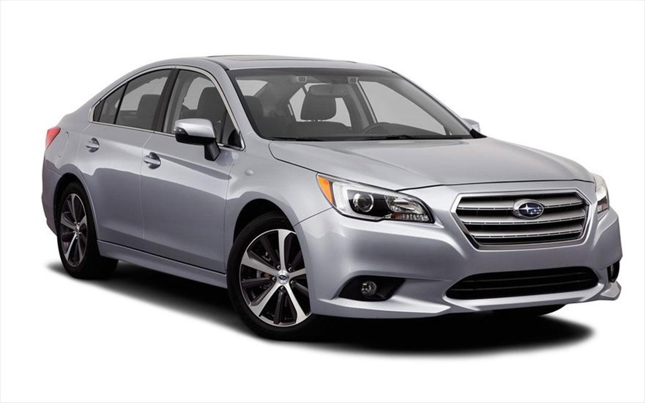 Nya Subaru Legacy läcker ut