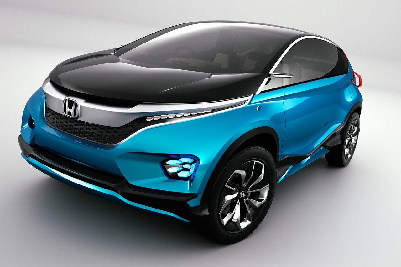Honda visar sjusitsiga konceptet XS-1