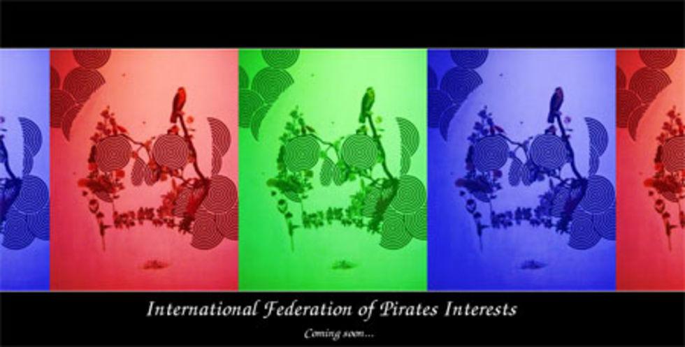 IFPI.com ägs nu av PirateBay
