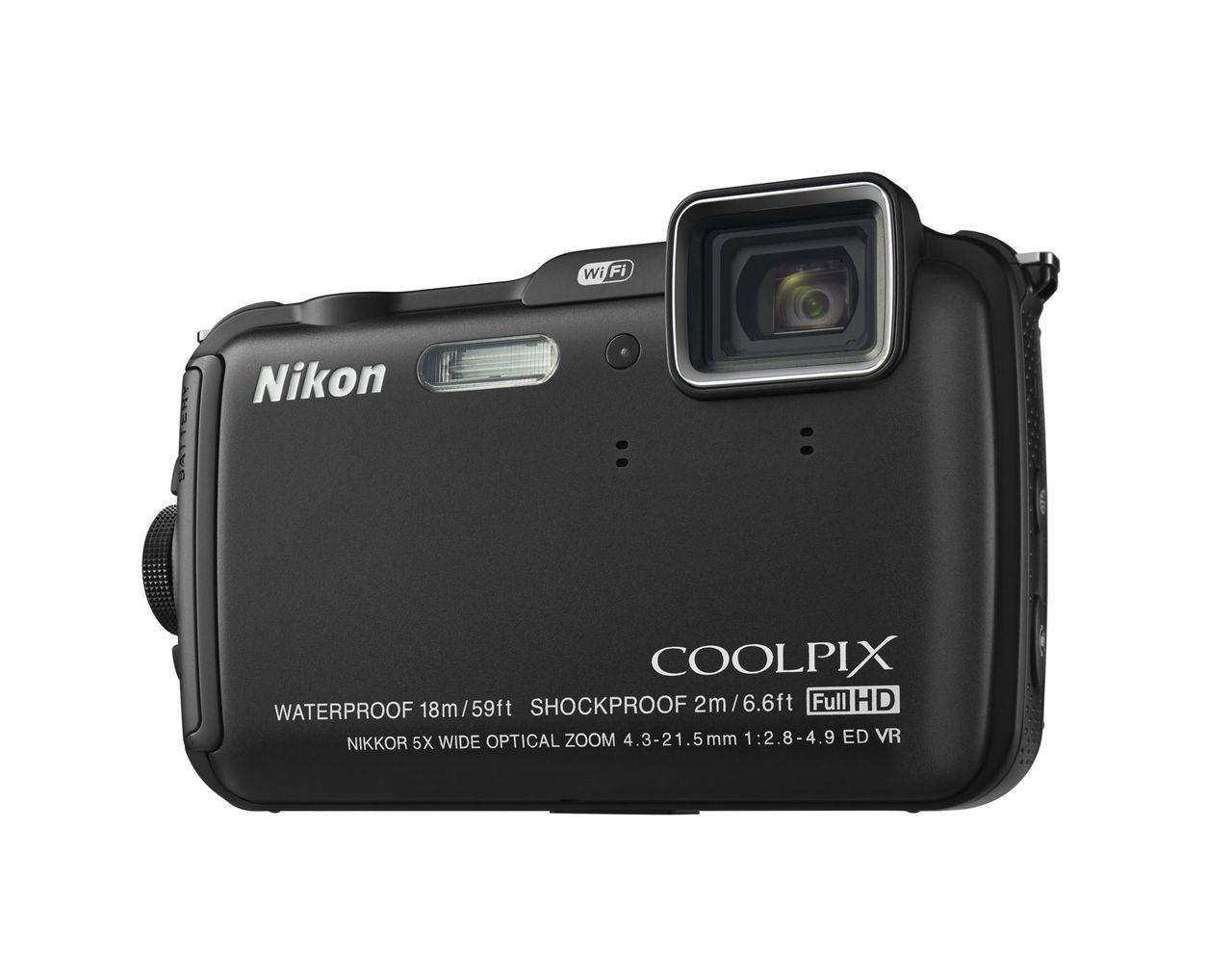 Nikon släpper en hög med kompaktkameror