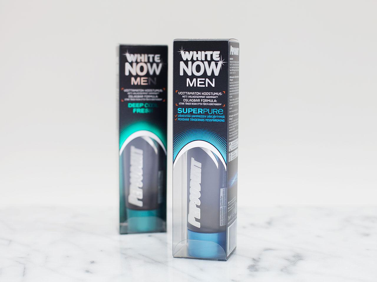 Nu lanseras tandkrämen för män