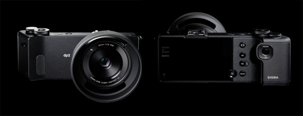 Udda kompaktkameror från Sigma