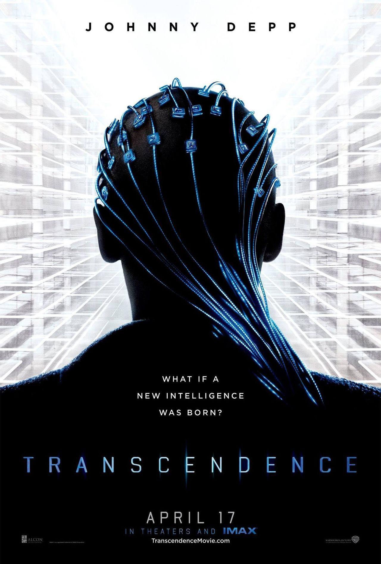 Poster för Transcendence