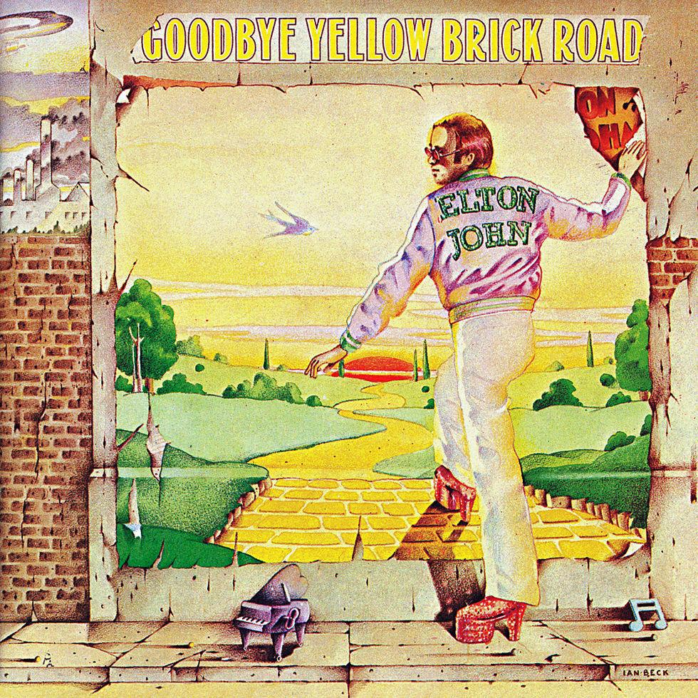 Elton John till Sverige