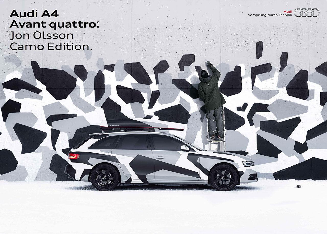 Nu kan du köpa en Jon Olsson-stylad Audi