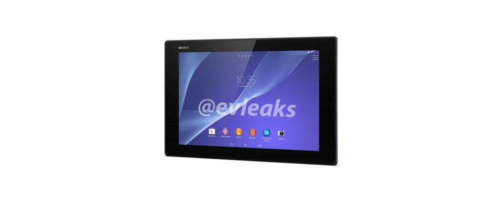 Ny tablet från Sony om en vecka?