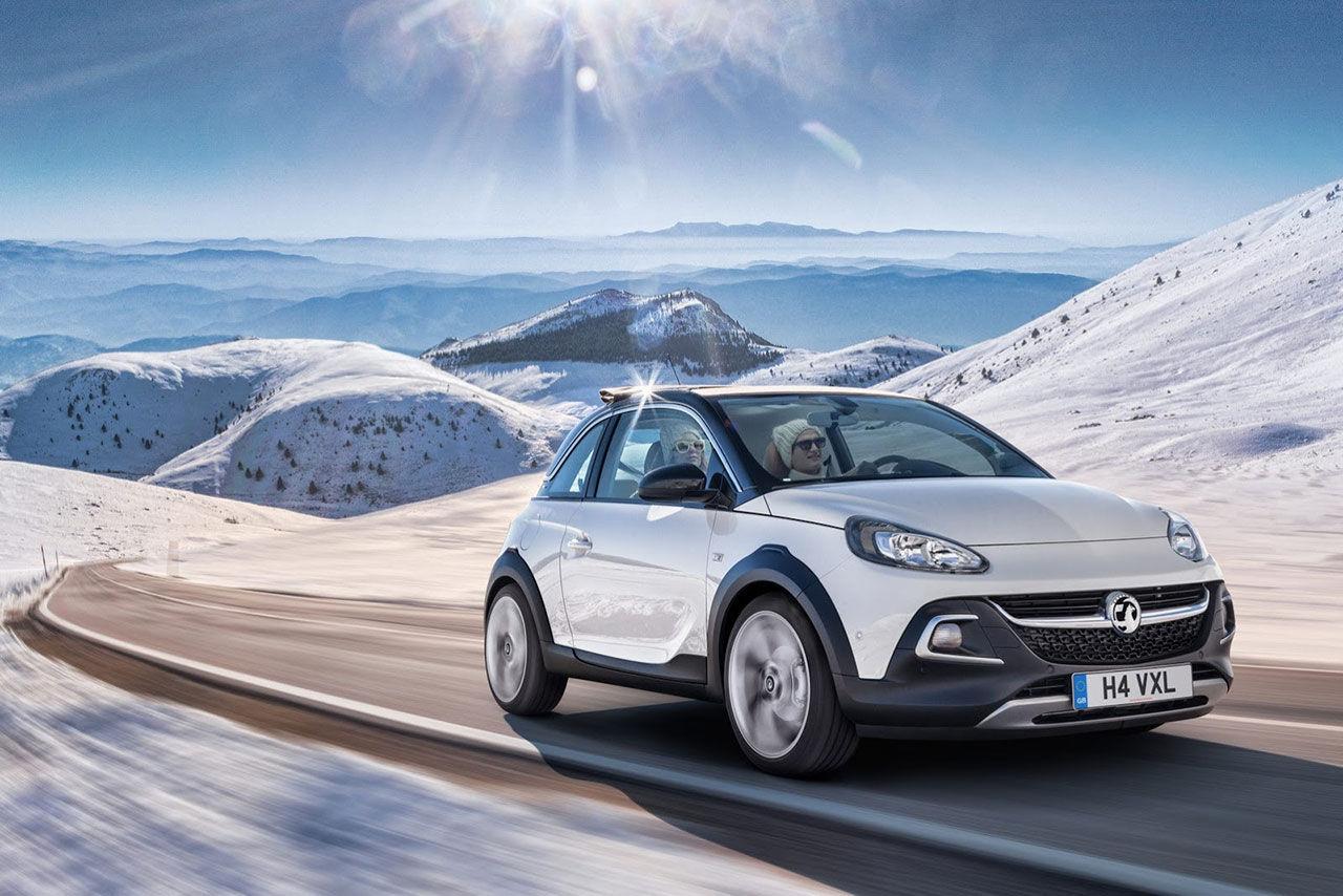 Opel presenterar Adam Rocks