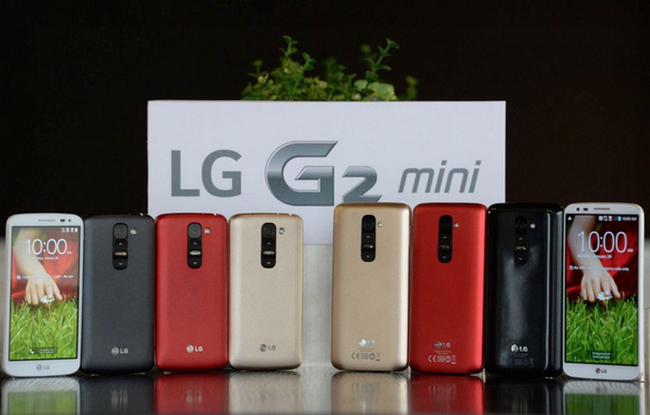 LG visar upp G2 mini