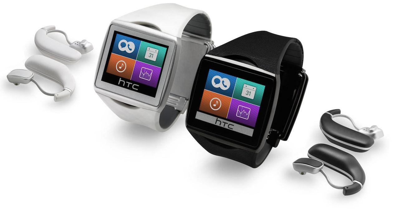 HTC håller på att utveckla en smart klocka