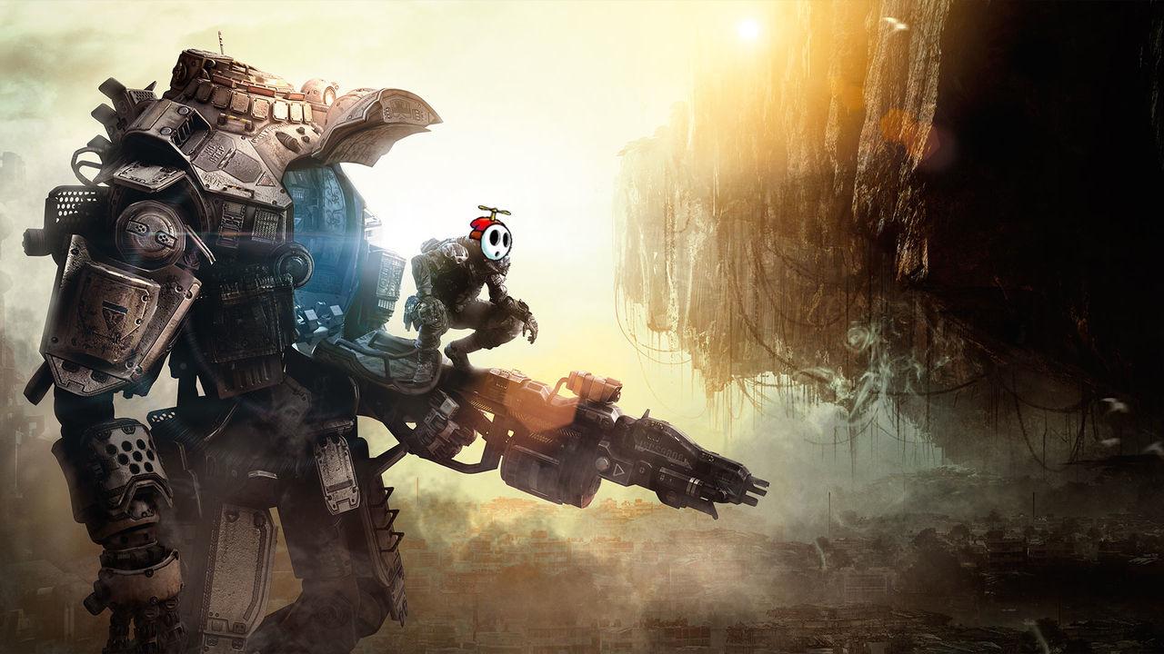 Nandro har spelat Titanfall-betan