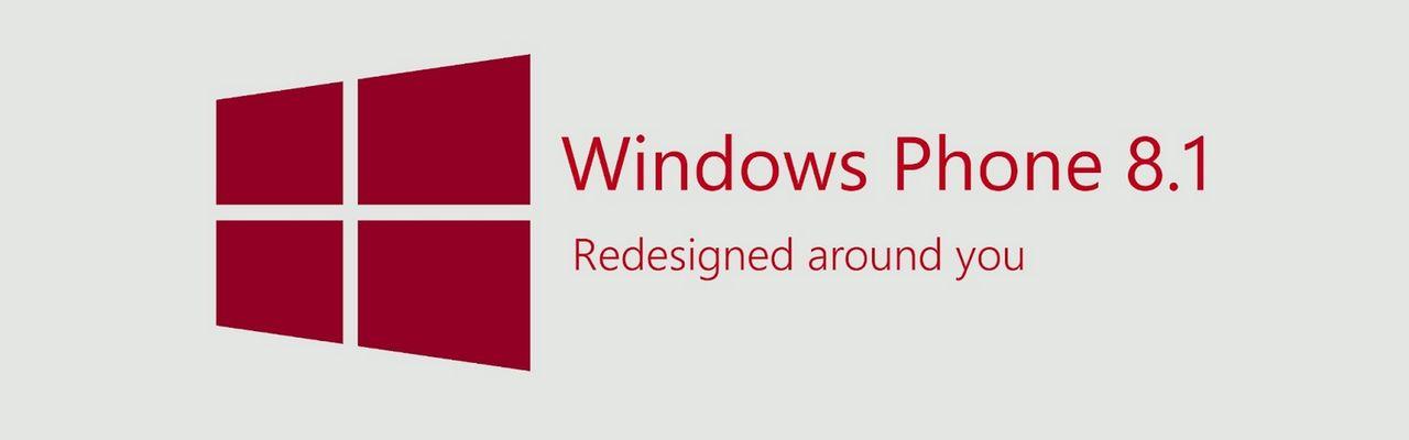 Microsoft pratar Windows Phone 8.1