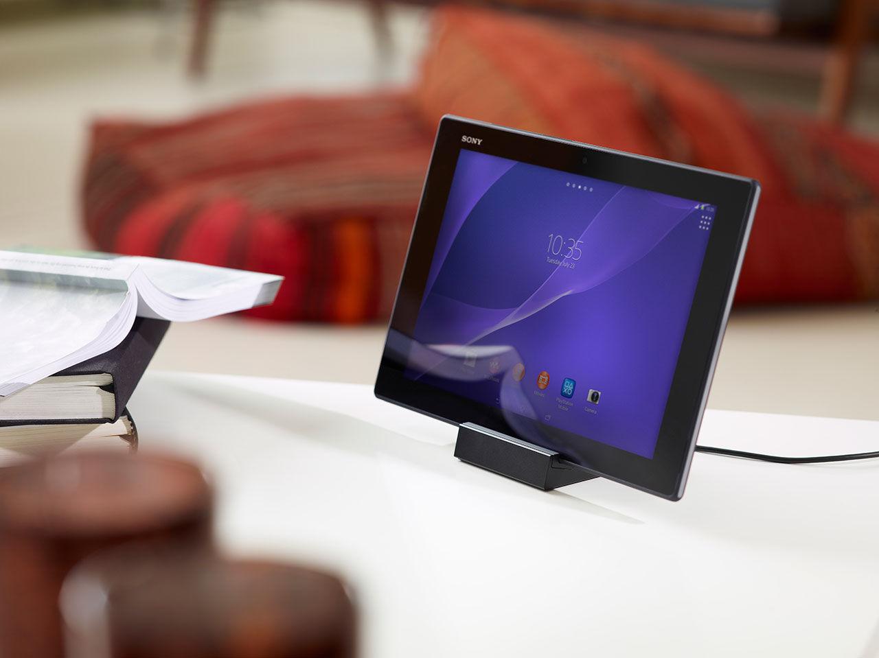 Sony presenterar Xperia Z2 Tablet