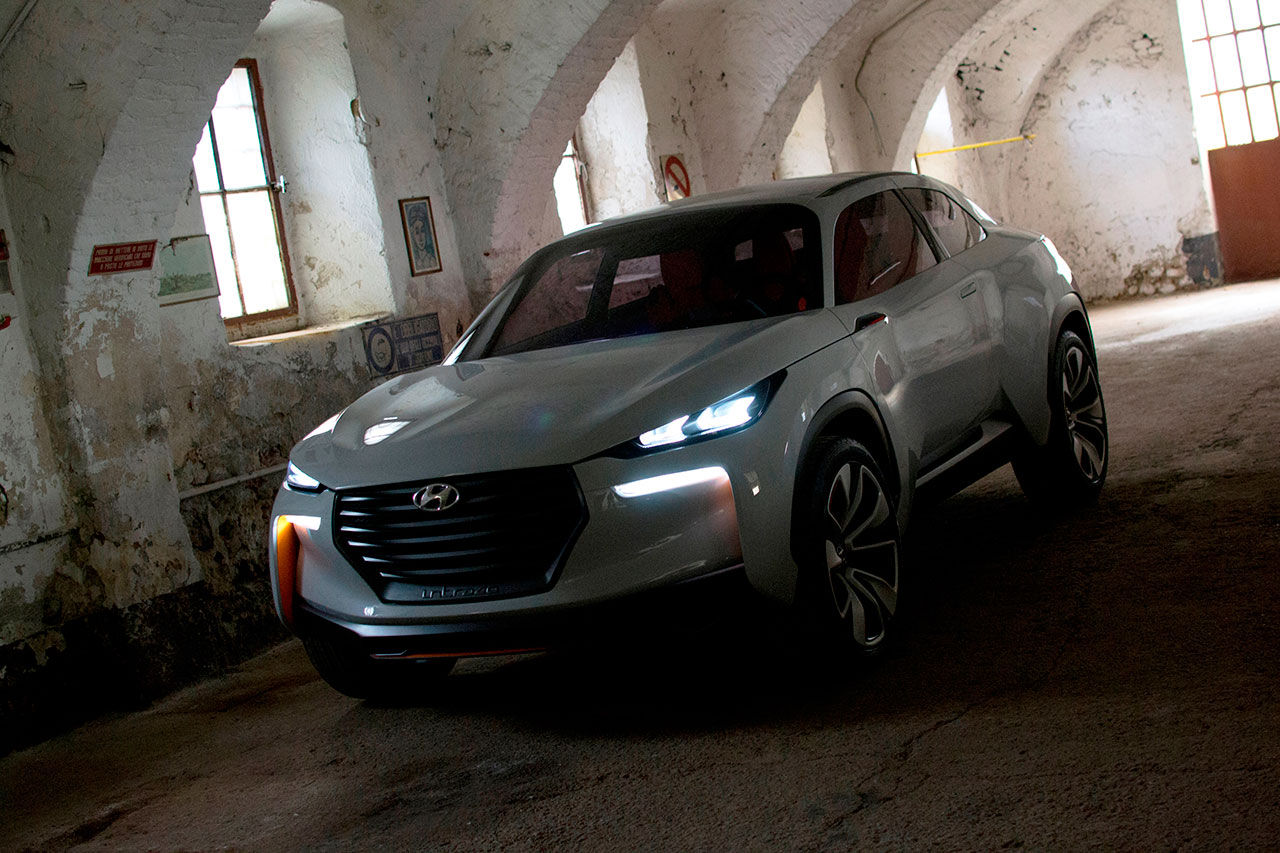 Hyundai presenterar Intrado