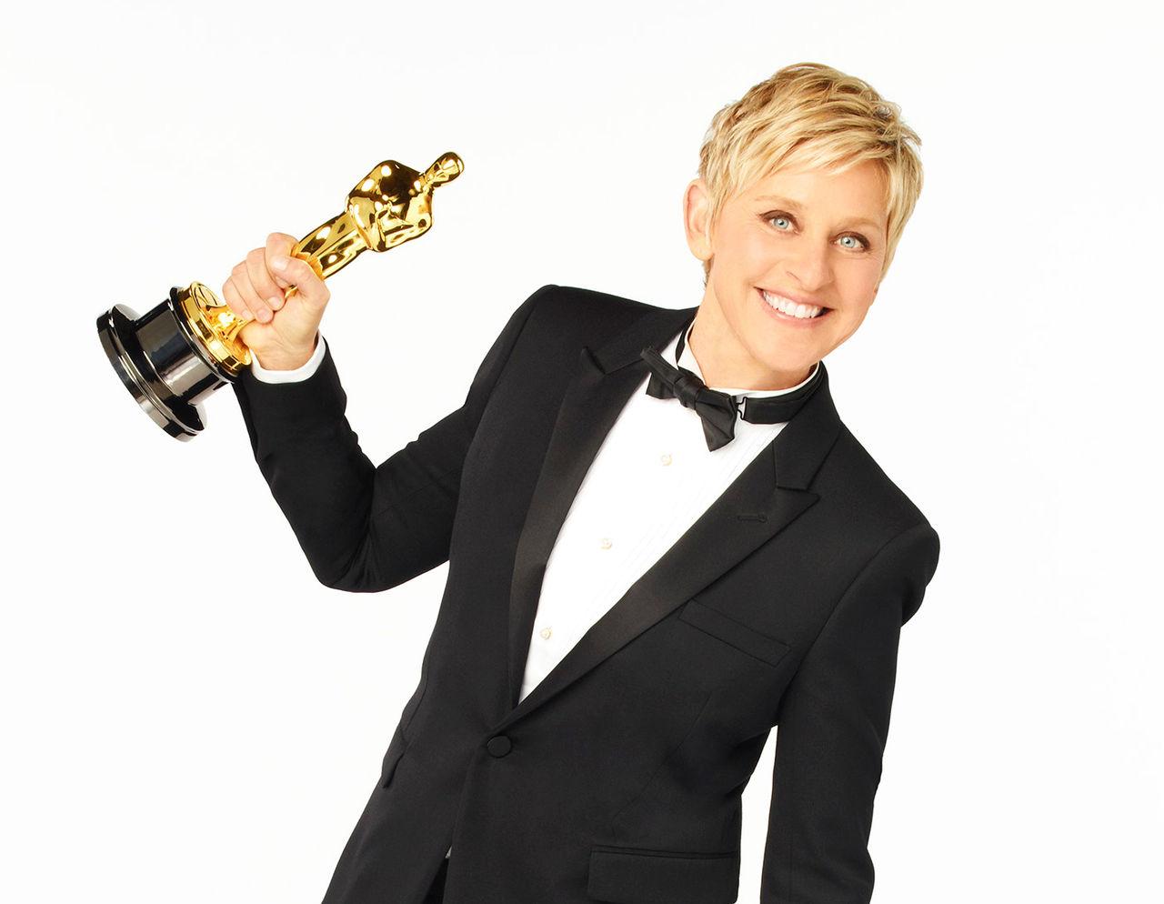 Årets prisutdelare på Oscarsgalan