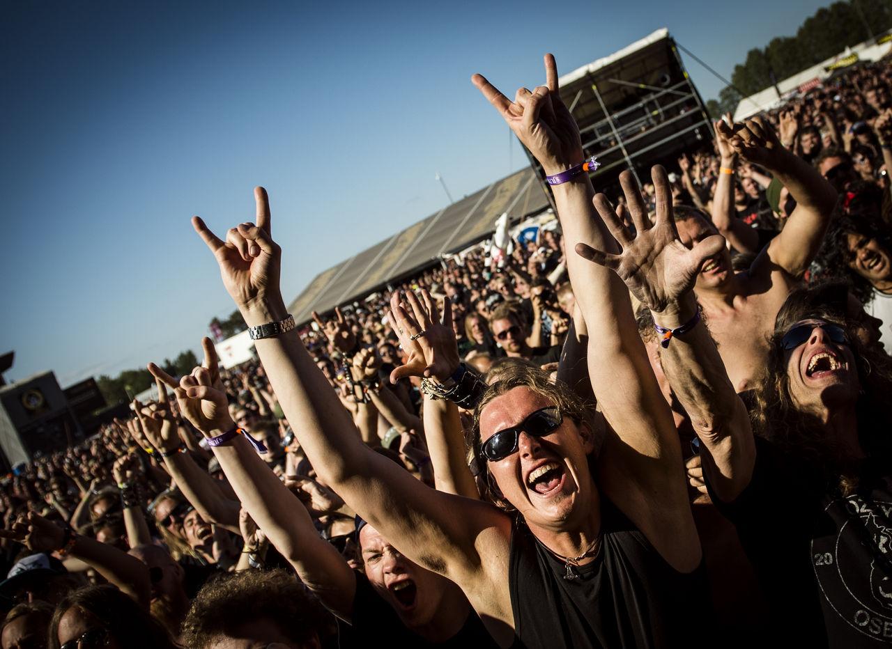 Sista banden till Sweden Rock