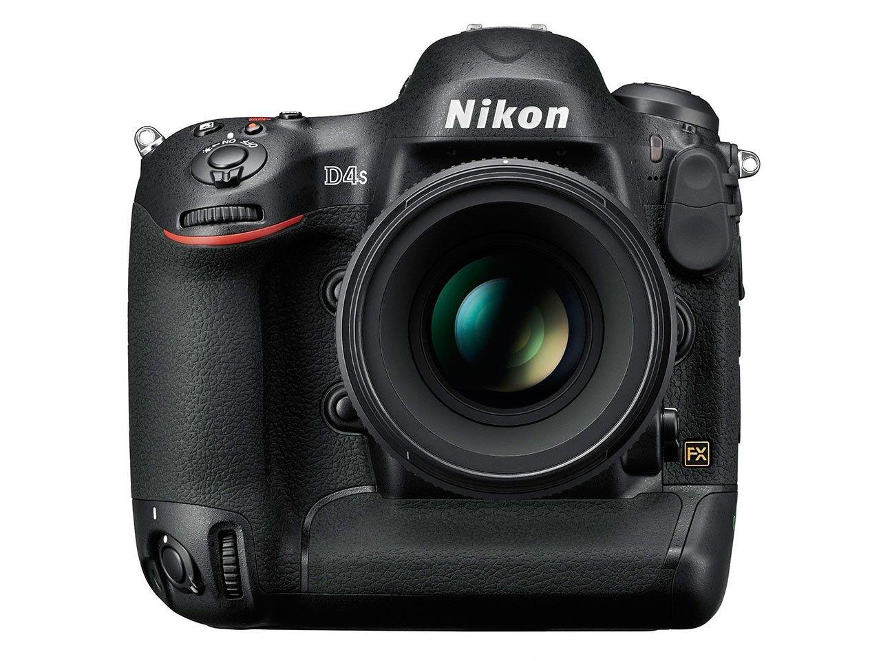 Nikon lanserar D4s