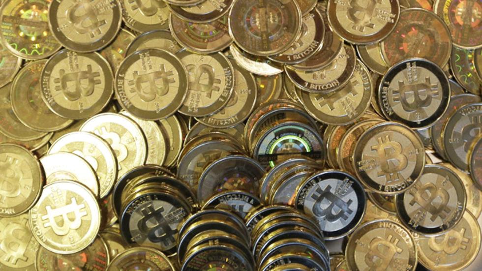 Bitcoins Handeln
