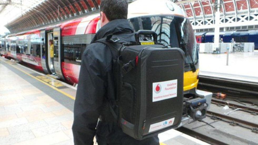 Mobilt mobilnät ska hjälpa till i katastrofområden