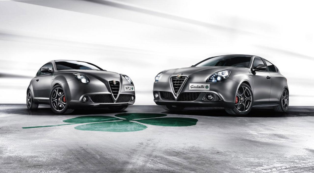 Alfa Romeo Giulietta Quadrifoglio Verde får samma motor som 4C