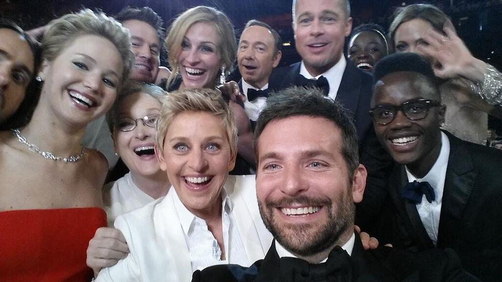 Vinnarna på Oscarsgalan 2014