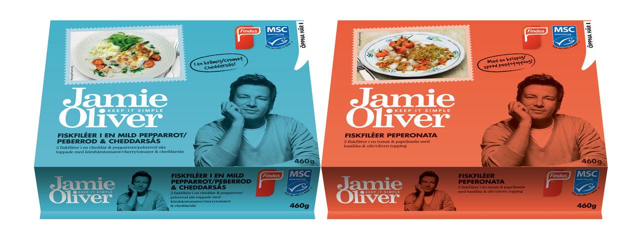Jamie Oliver i frysdisken